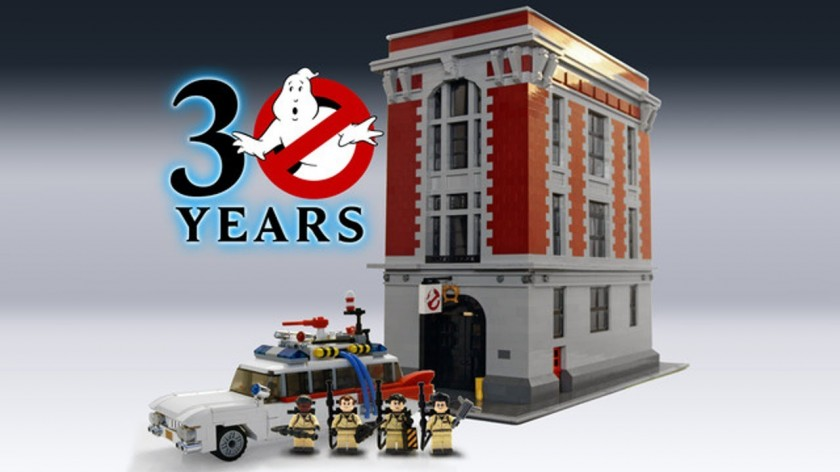 Ghostbusters - Lego - 30 ans - Cuusoo