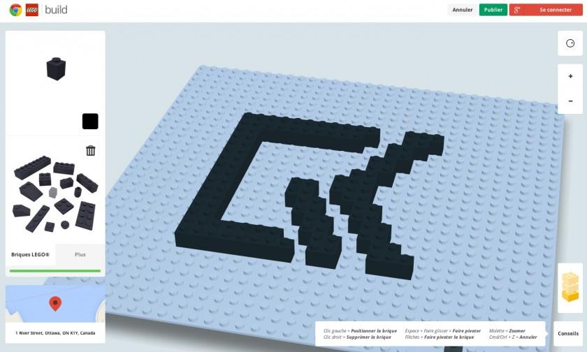 Lego Build With Chrome Ipad