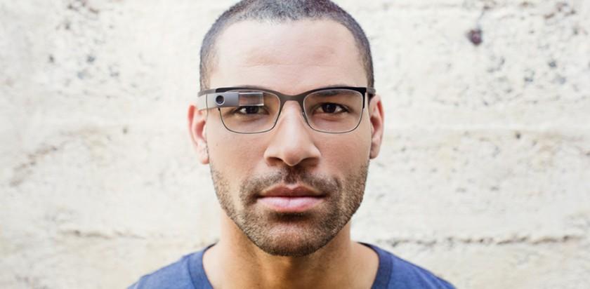 Google Glass - Collection Titanium - Janvier 2014