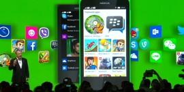 BlackBerry BBM - Nokia X
