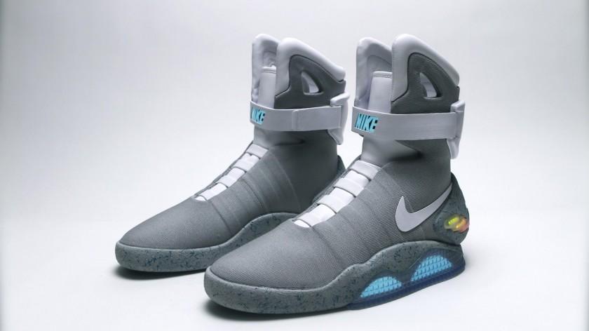 Nike Mag - Retour vers le Futur - 2011
