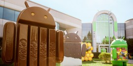 Versions Android KitKat Jelly Bean - Google HQ