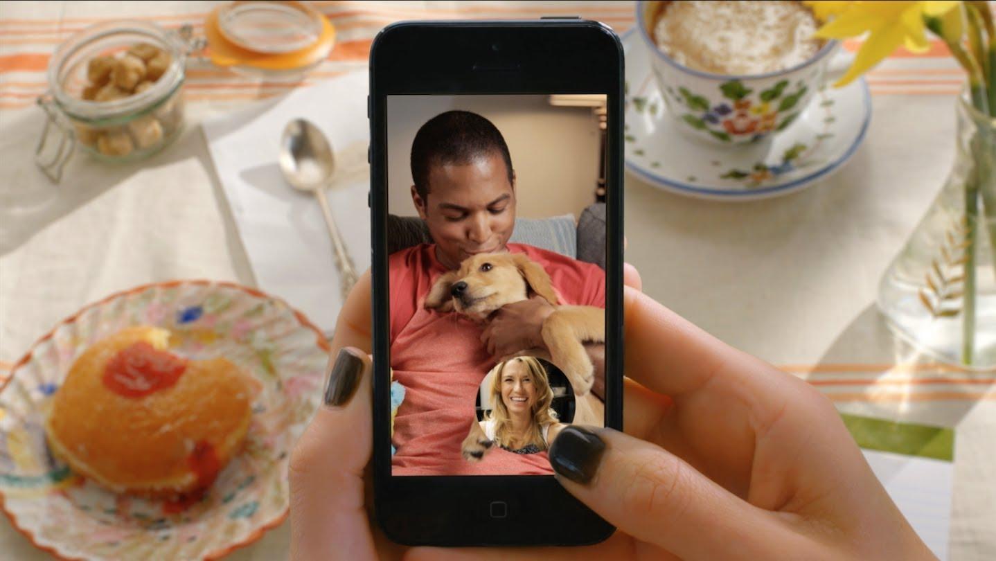 Snapchat Video Chat