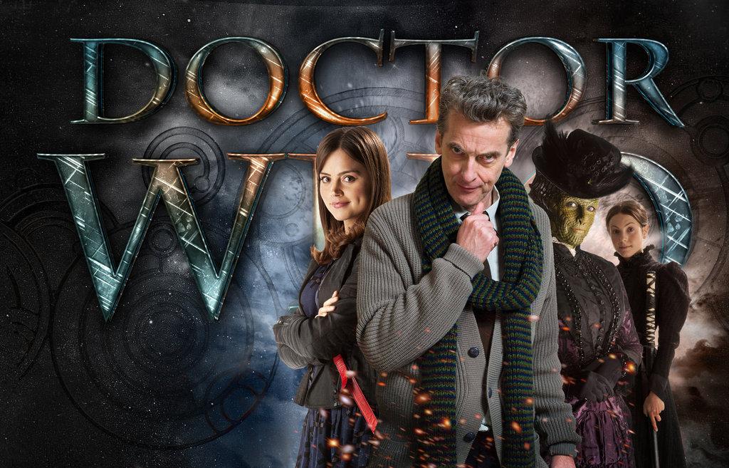 Doctor Who saison 8 en français