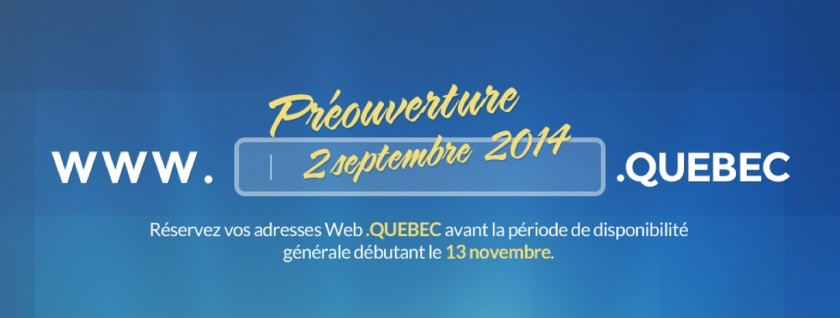 Extension Quebec Adresses Web