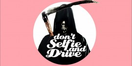 dont selfie and drive - Turkish Traffic Safety Association