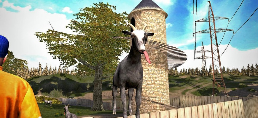 Goat Simulator - iOS - Android