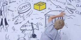 Lego dessine creativite des enfants