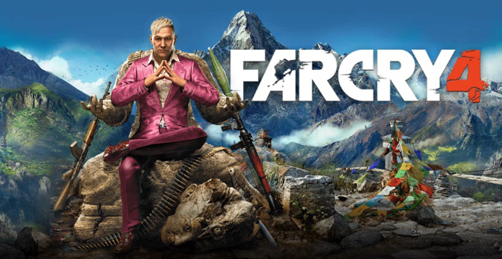 Playstation 4 / XboxOne Far-Cry-4