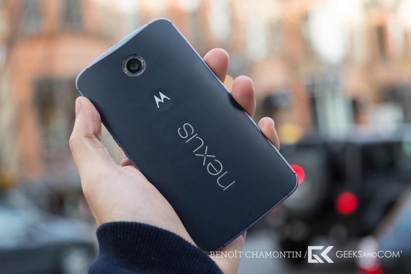 Google Nexus 6 (Motorola) - Test Geeks and Com -2