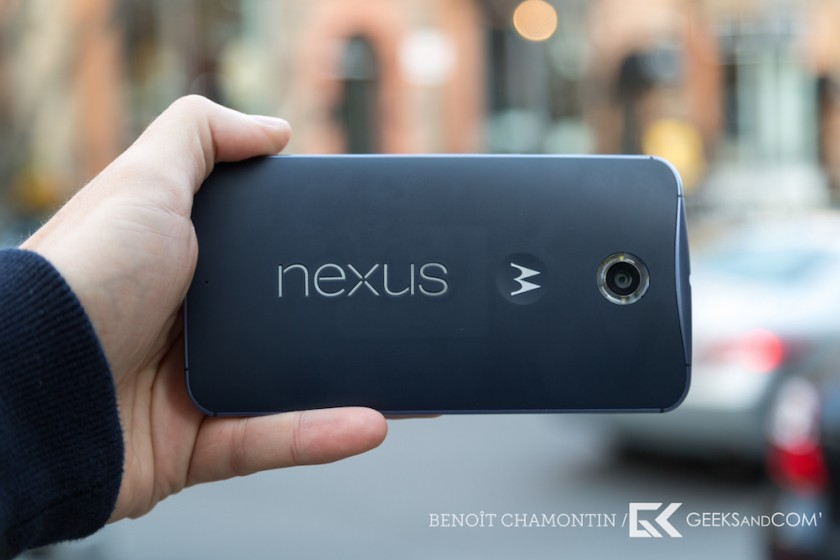Google Nexus 6 (Motorola) - Test Geeks and Com -3