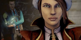 Tales from the borderlands - Fiona & Rhys