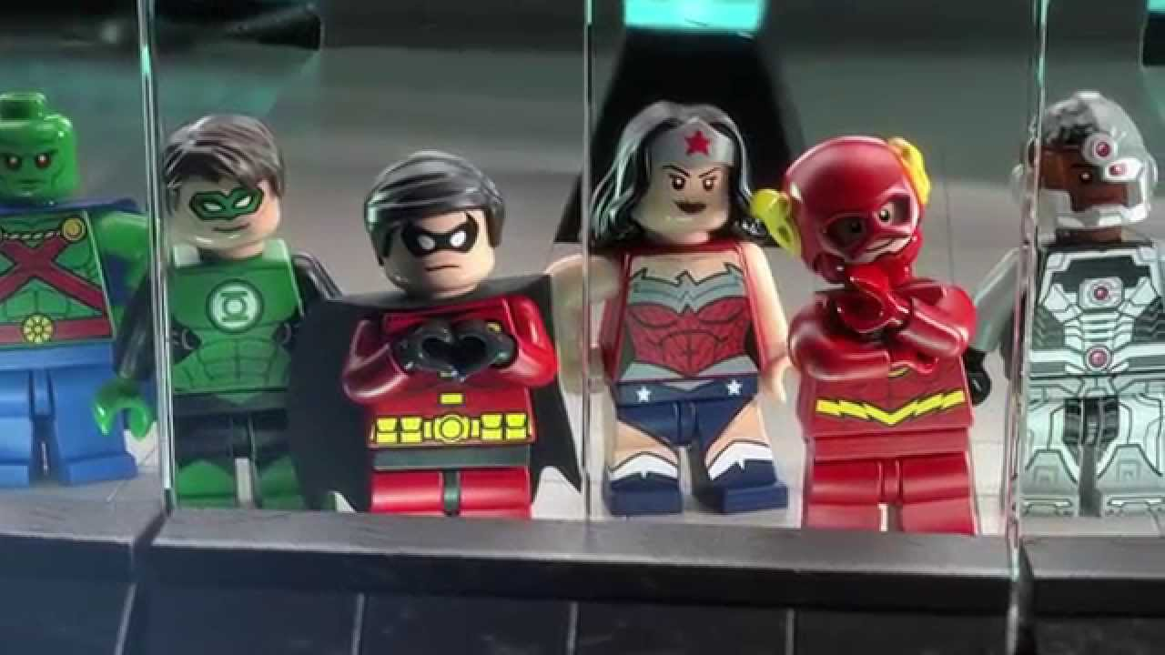 Test de lego batman 3 beyond gotham sur xbox one geeks for Videos de lego batman