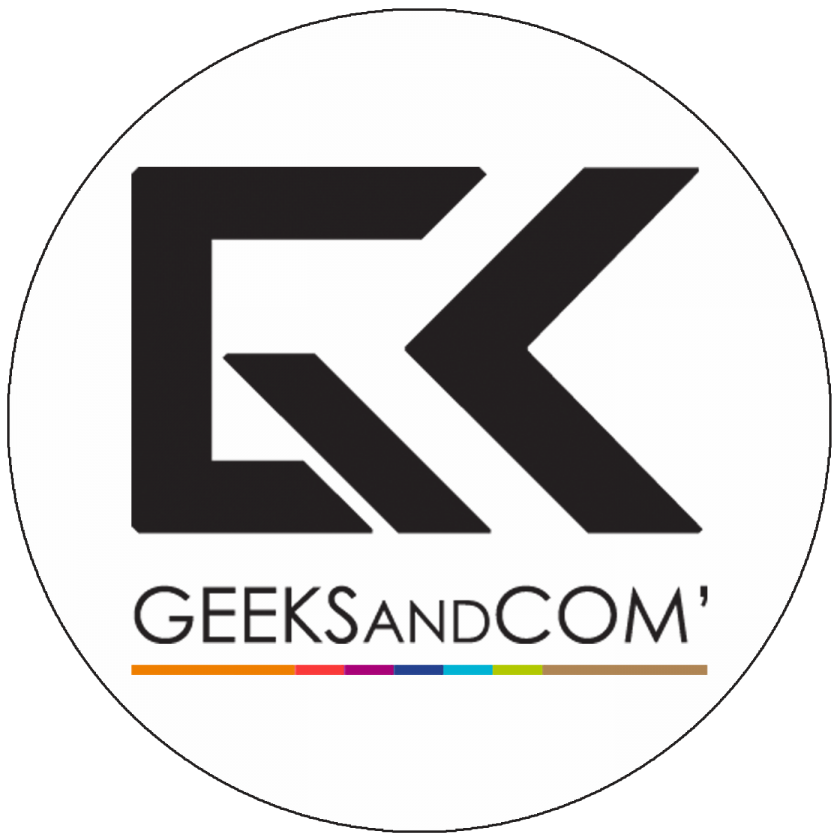 Logo Geeks and Com - Podcasts