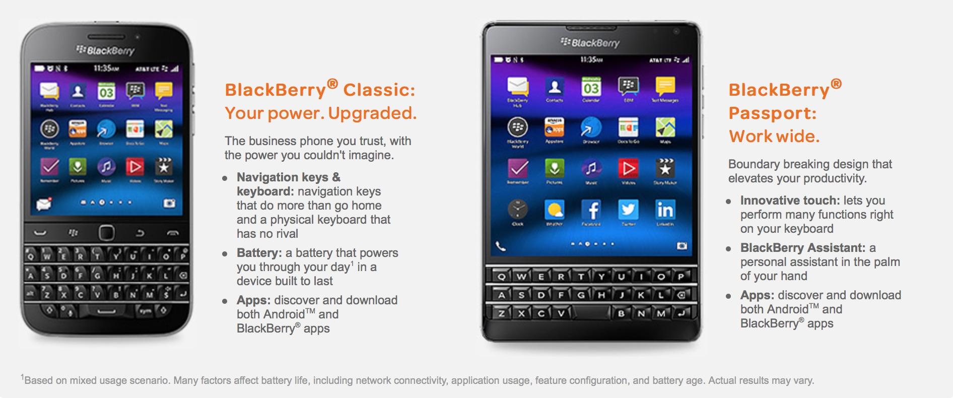 ces 2015 blackberry annonce une nouvelle version du passport en exclusivit chez at t geeks. Black Bedroom Furniture Sets. Home Design Ideas