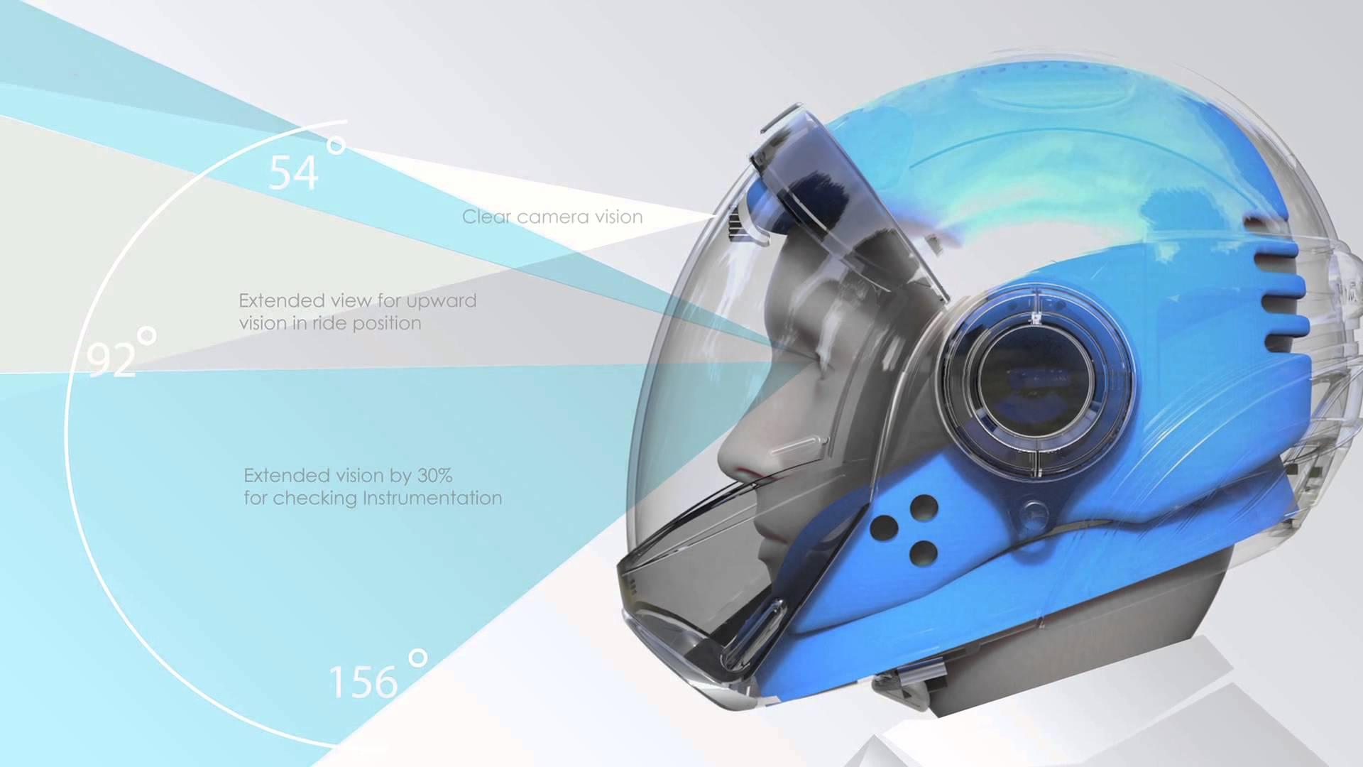 livemap l ve 300 000 pour son casque de moto connect avec navigation bas sur android geeks. Black Bedroom Furniture Sets. Home Design Ideas