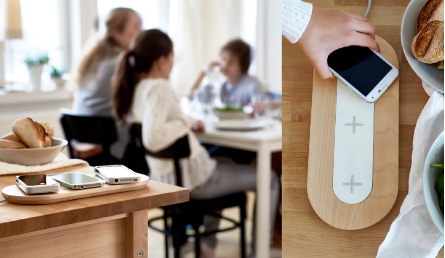 Ikea offrira des meubles avec chargement sans fil intégré - Geeks ...