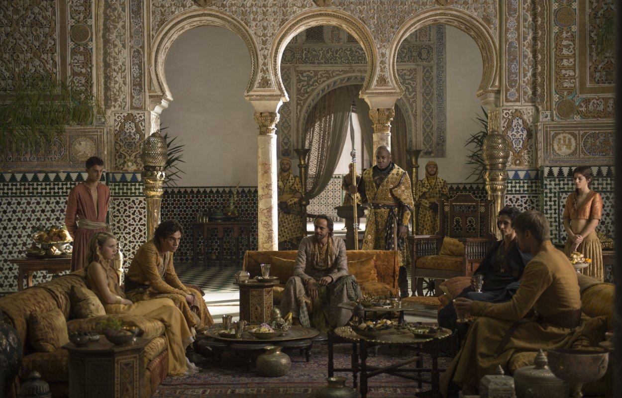 critique de game of thrones saison 5 episode 9 o est pass le budget de la s rie geeks and. Black Bedroom Furniture Sets. Home Design Ideas