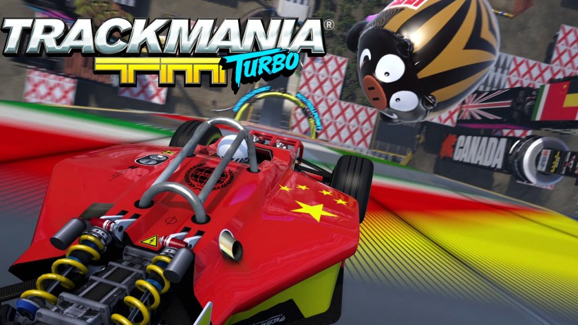 Un bêta de quatre jours pour Trackmania Turbo