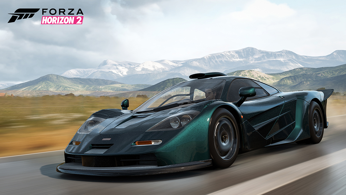 Forza Motorsport - Forza Horizon 2 E3 Demo