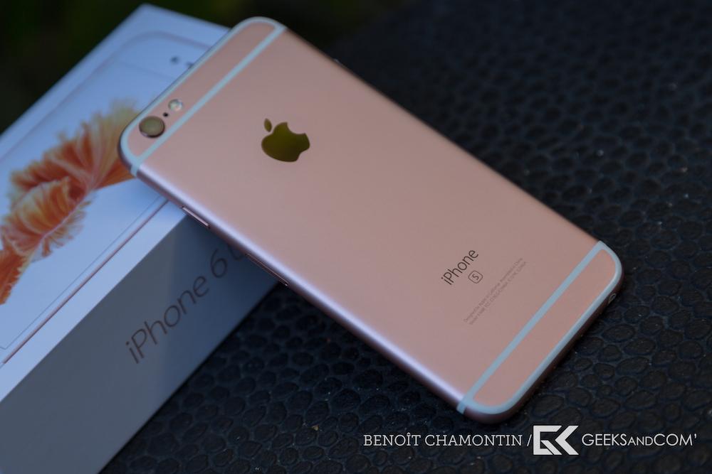 Iphone S  Fois