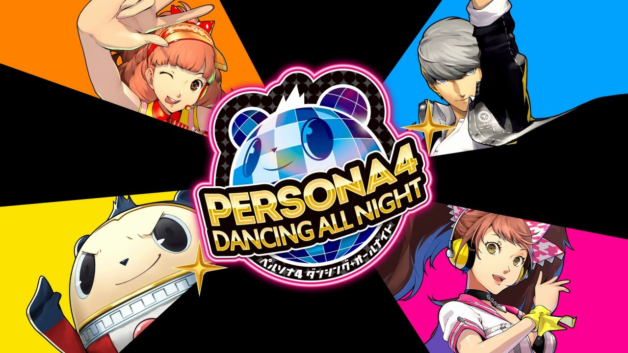 Test - Persona 4 Dancing All Night