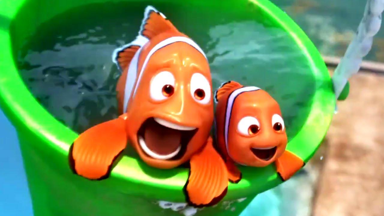 Critique du film le monde de dory trouver doris r alis - Nemo et doris ...