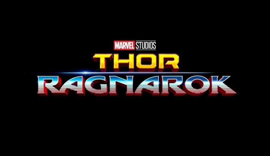 Le logo officiel de Thor: Ragnarok dévoilé en juillet au SDCC.