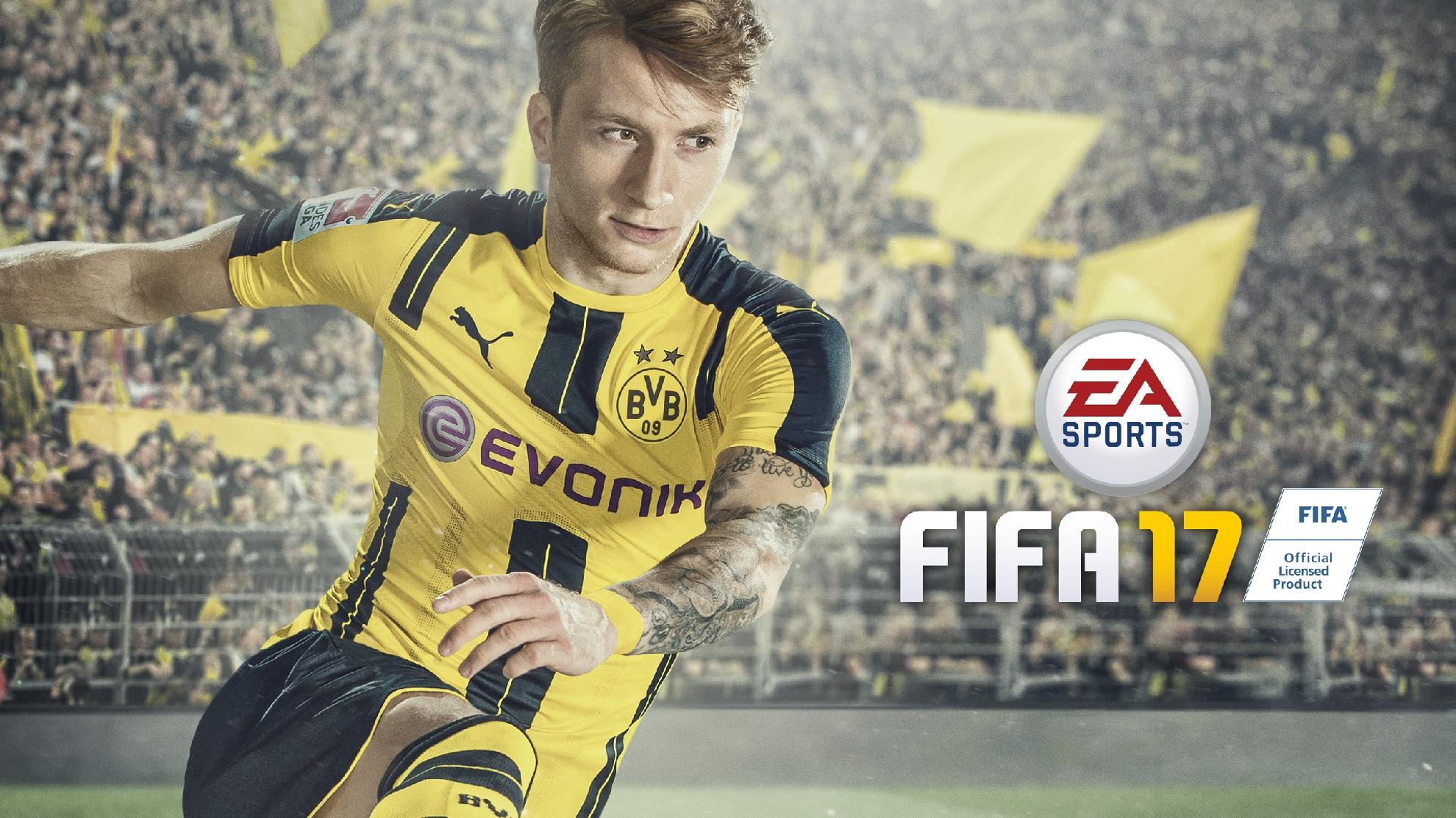 FIFA 17 - Cover