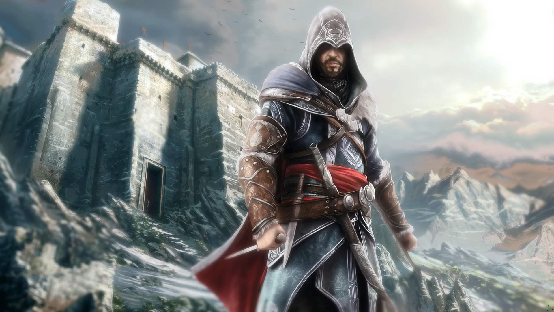 Test de Assassin's Creed The Ezio Collection sur Xbox One
