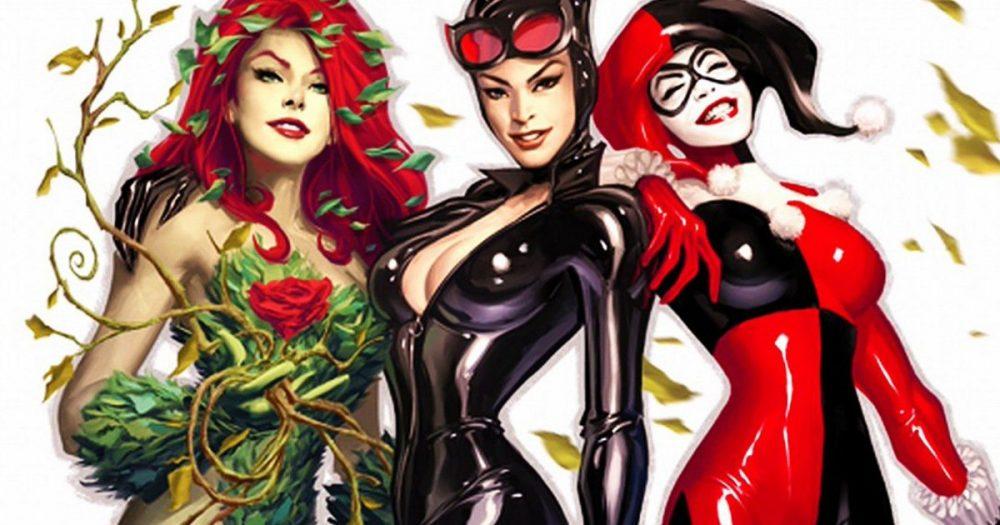 Gotham City Sirens: une nouvelle adaptation cinématographique des comics ?