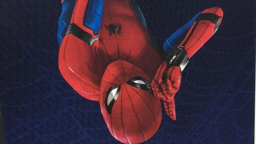 Homecoming tisse sa toile avec une bande-annonce — Spider-Man
