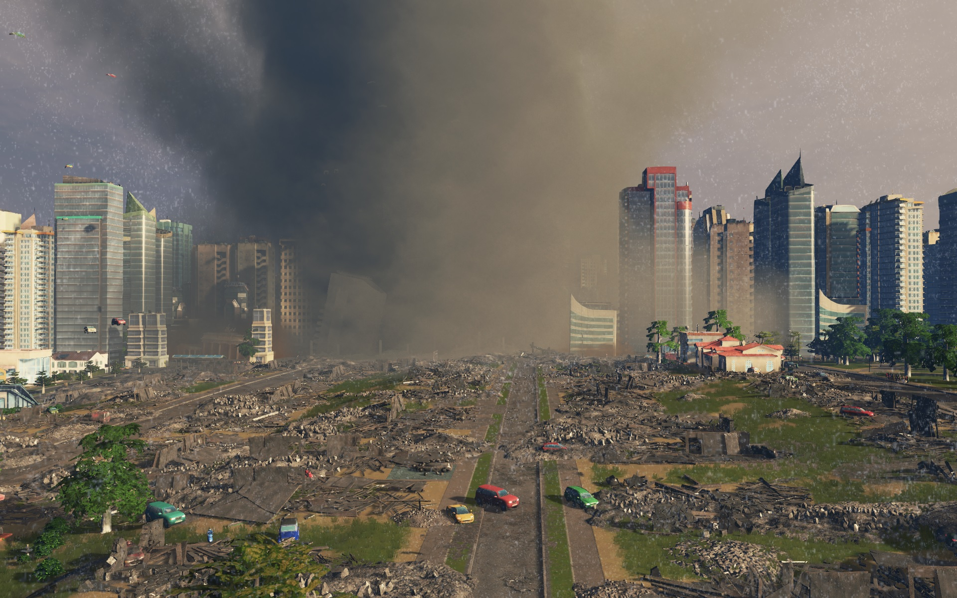 How To Download City Skylines Natural Disasters