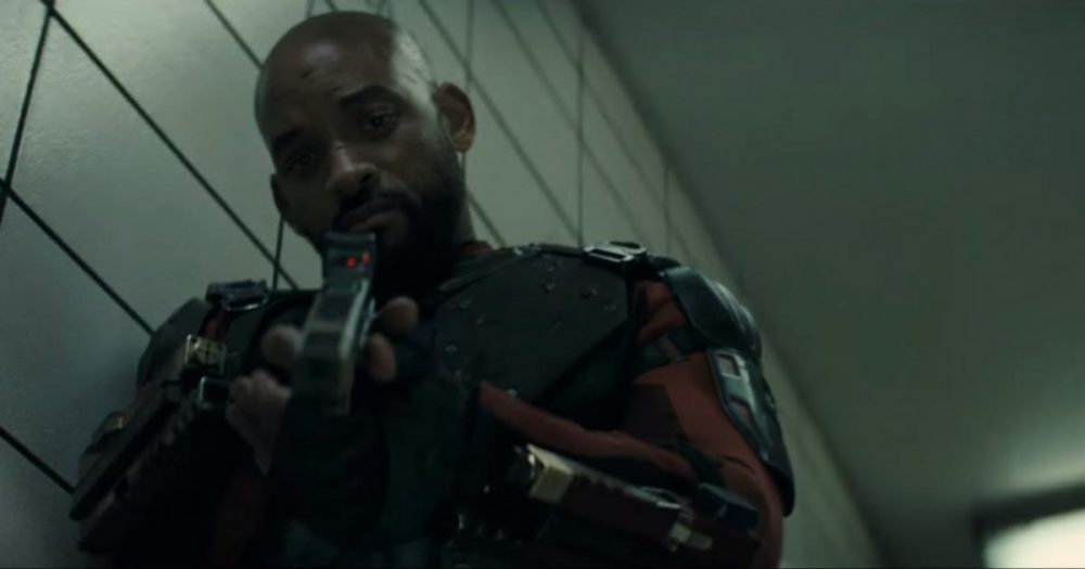 Leader confirmé dans le film et sur le plateau de tournage, Will Smith a volé la vedette avec son personnage de Deadshot.