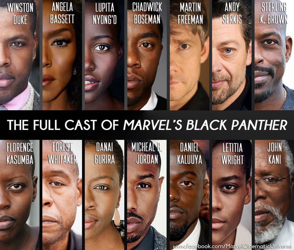 marvel film casting