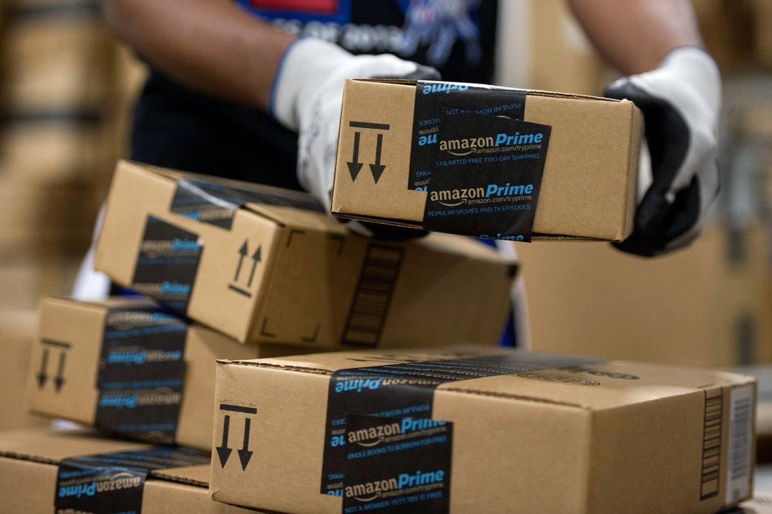 La livraison gratuite en un jour disponible à Montréal — Amazon