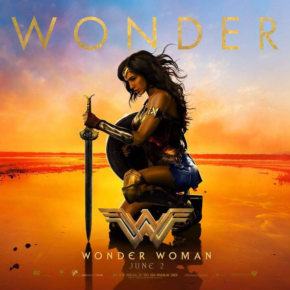 Une nouvelle bande-annonce dévoilée — Wonder Woman