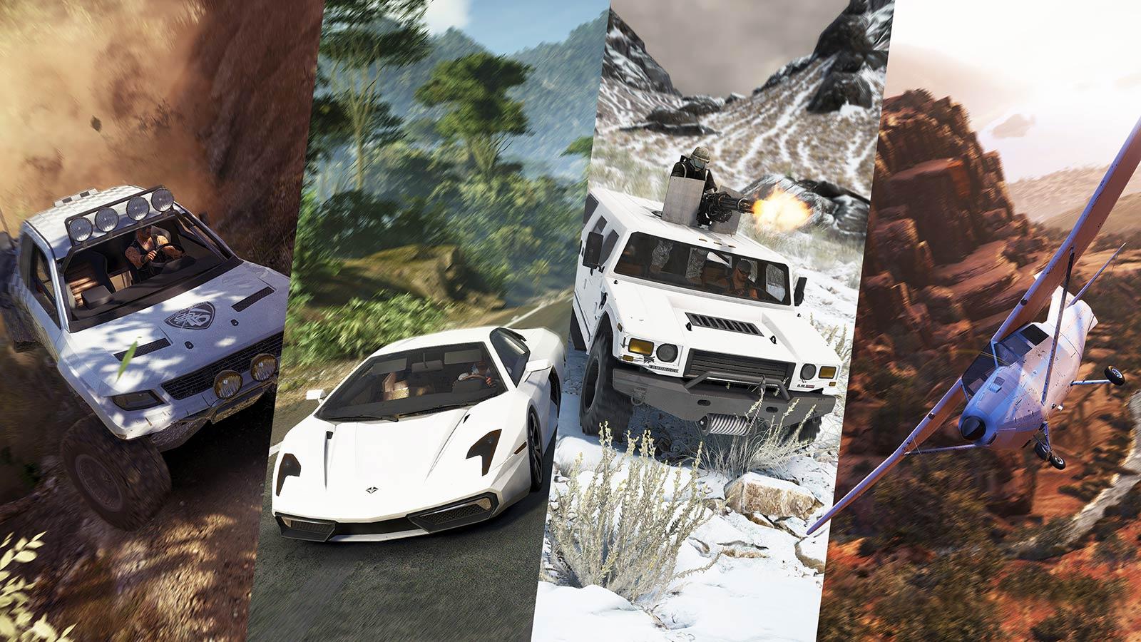 Test de tom clancy 39 s ghost recon wildlands sur playstation for Clancy motors used cars