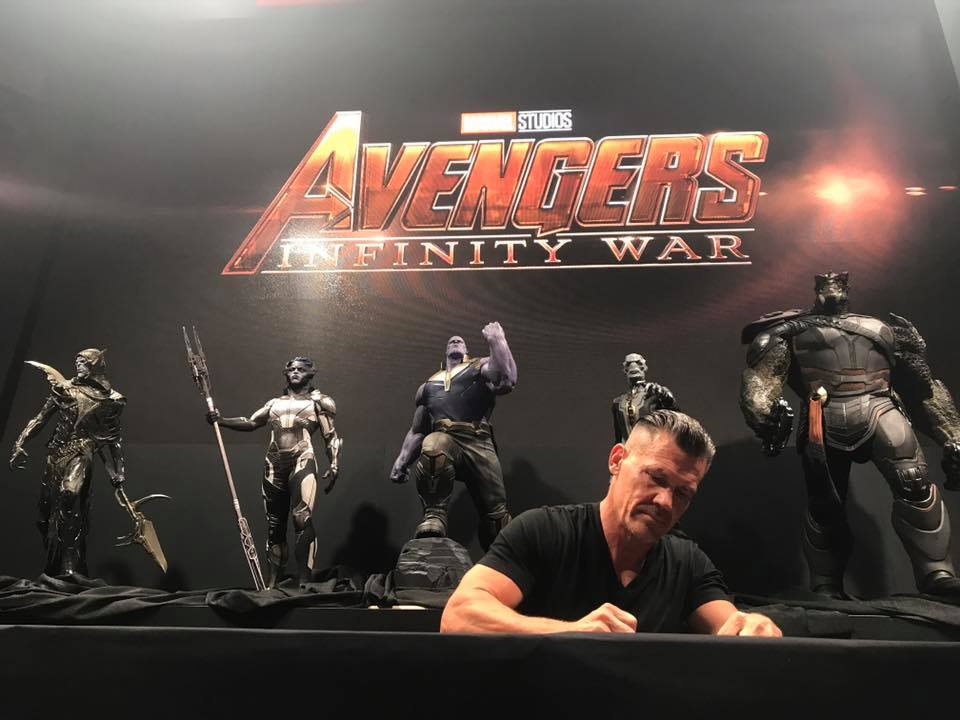 [D23] L'Ordre Noir confirmé dans Avengers: Infinity War ! - Geeks and Com'