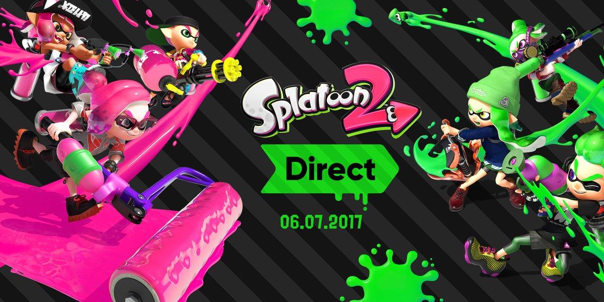 Splatoon 2 : le plein de nouveautés suite au Direct ! - Geeks and Com'