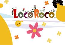 LocoRoco remastered titre
