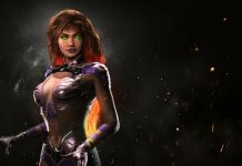 Injustice 2 - Starfire