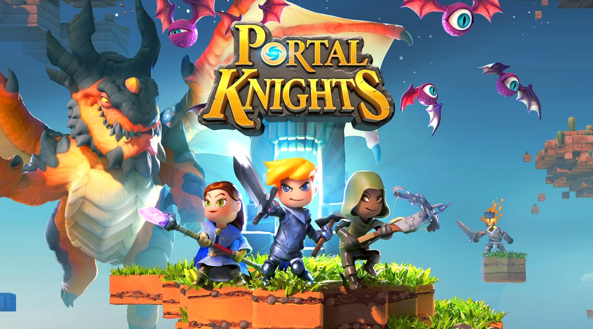 Test de Portal Knights sur Xbox One : une aventure suffisamment originale ? - Geeks and Com'
