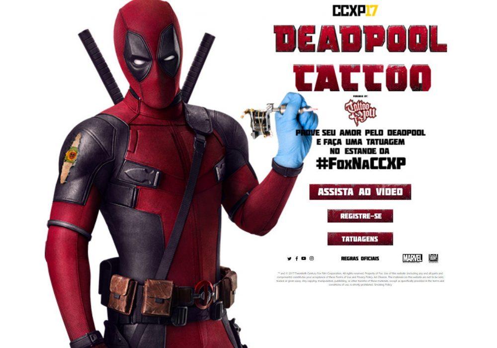 Nouvelle affiche et nouveau teaser pour deadpool 2 l for John wicks back tattoo