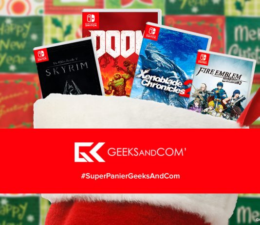Concours de Noël Nintendo