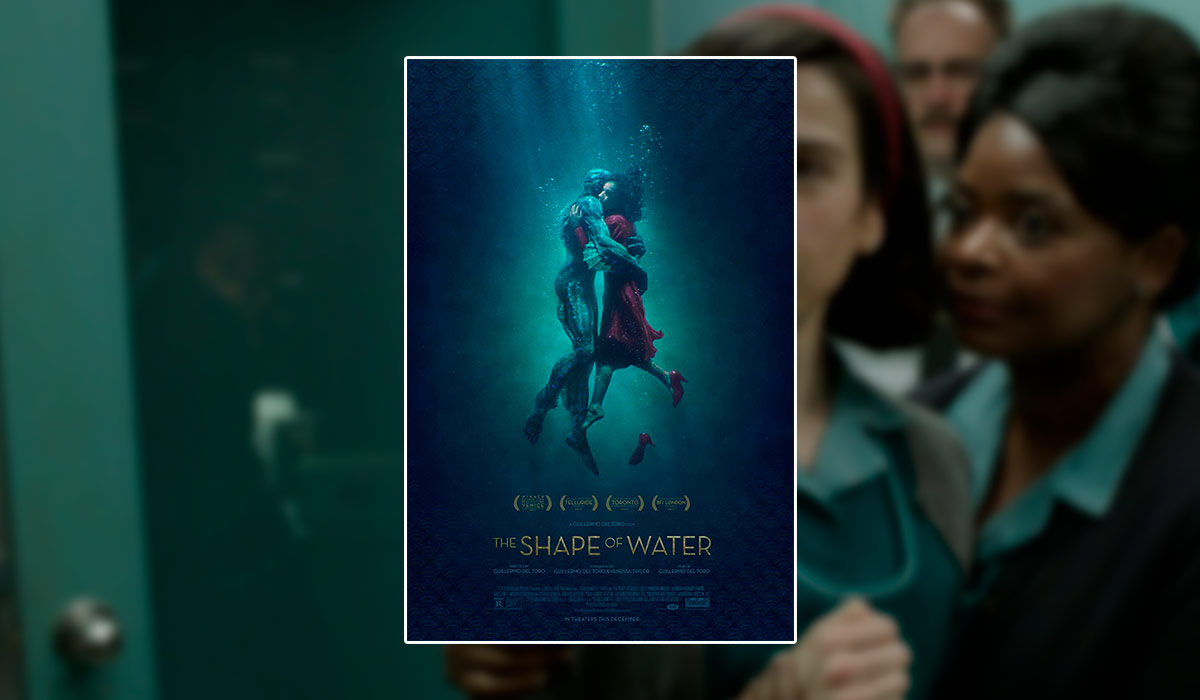 Critique du film The Shape of Water (Guillermo del Toro) - Geeks and Com'