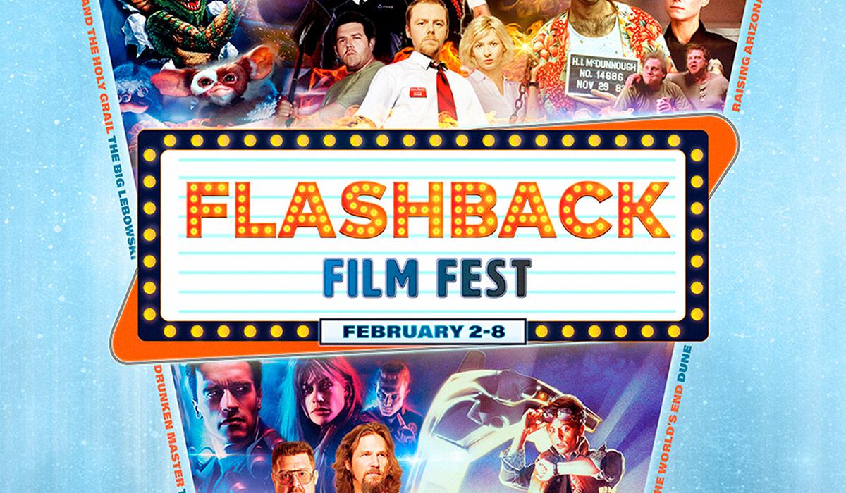 [Canada] Concours pour le Festival Retromania/Flashback Film Fest - Geeks and Com'