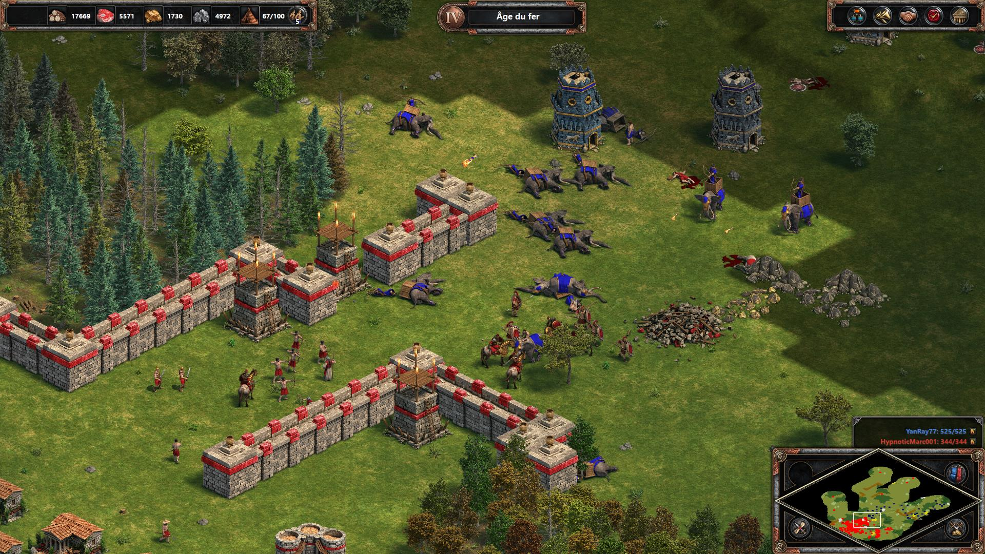 Age of Empires : Definitive Edition disponible pour Windows 10