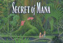 Secret of Mana - Logo