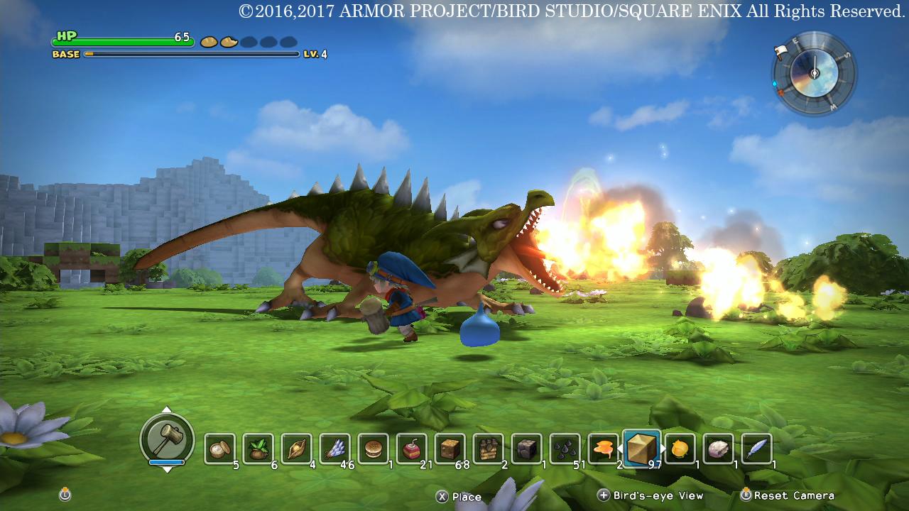 Dragon Aspect Builder